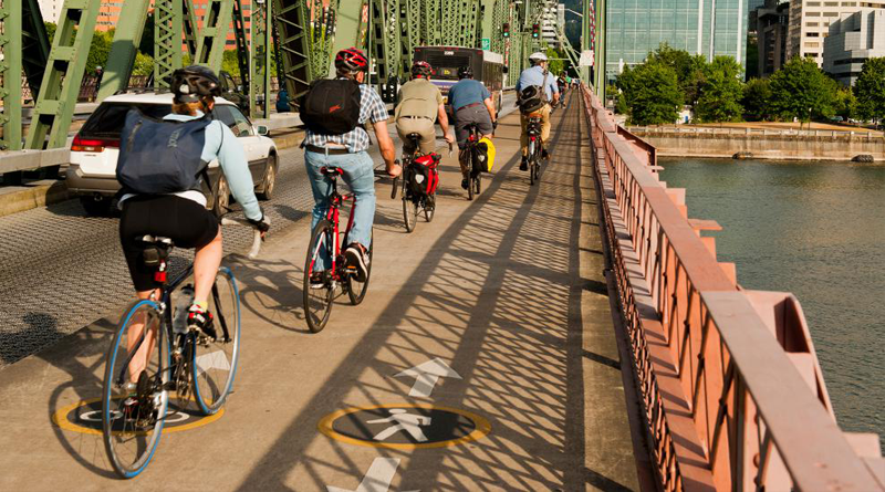 May is National Bike to Work Month