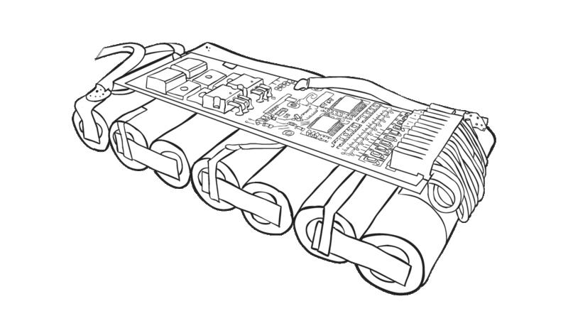 Li-ion electric bike battery performance