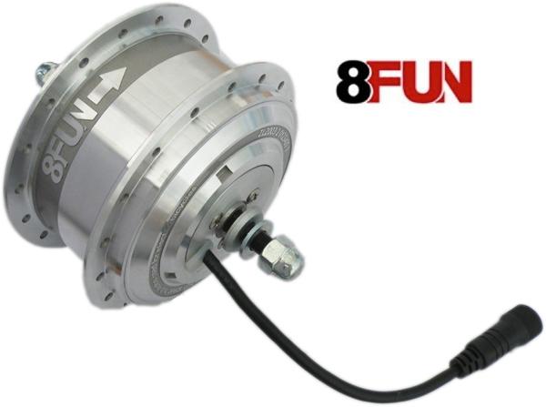 Geared Bicycle Hub Motor for Electric Bike Kit