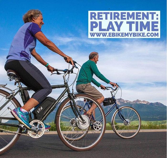 ebikes for seniors