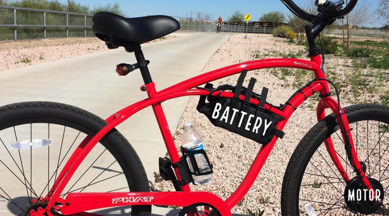 electric bike battery for ebike conversion systems