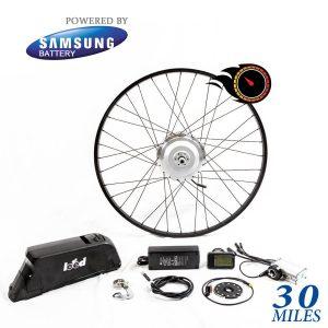 The Leeds USA Electric Bike Kit | Shop E-Bike Kits Online