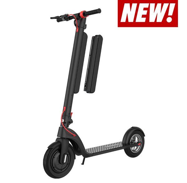 Leeds CyberScooter